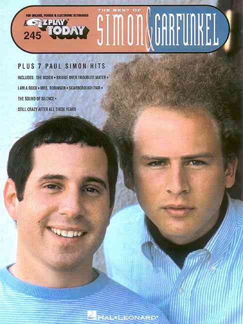 245. Best of Simon And Garfunkel By Simon, Paul (CRT)